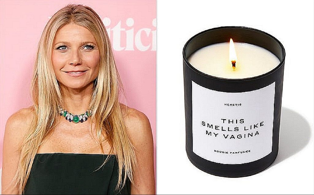Gwyneth Paltrow's Vagina Candle Is Back In Stock