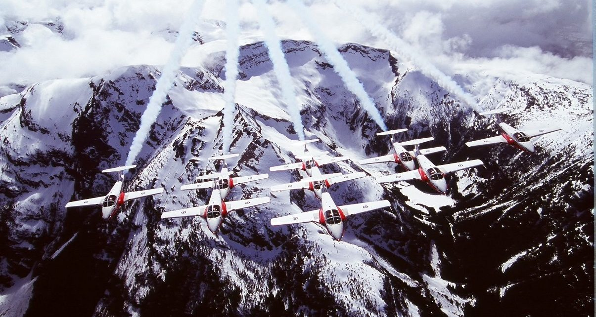 COVID-19 Mission A Go, Snowbirds Dubbed To Carryout Mission