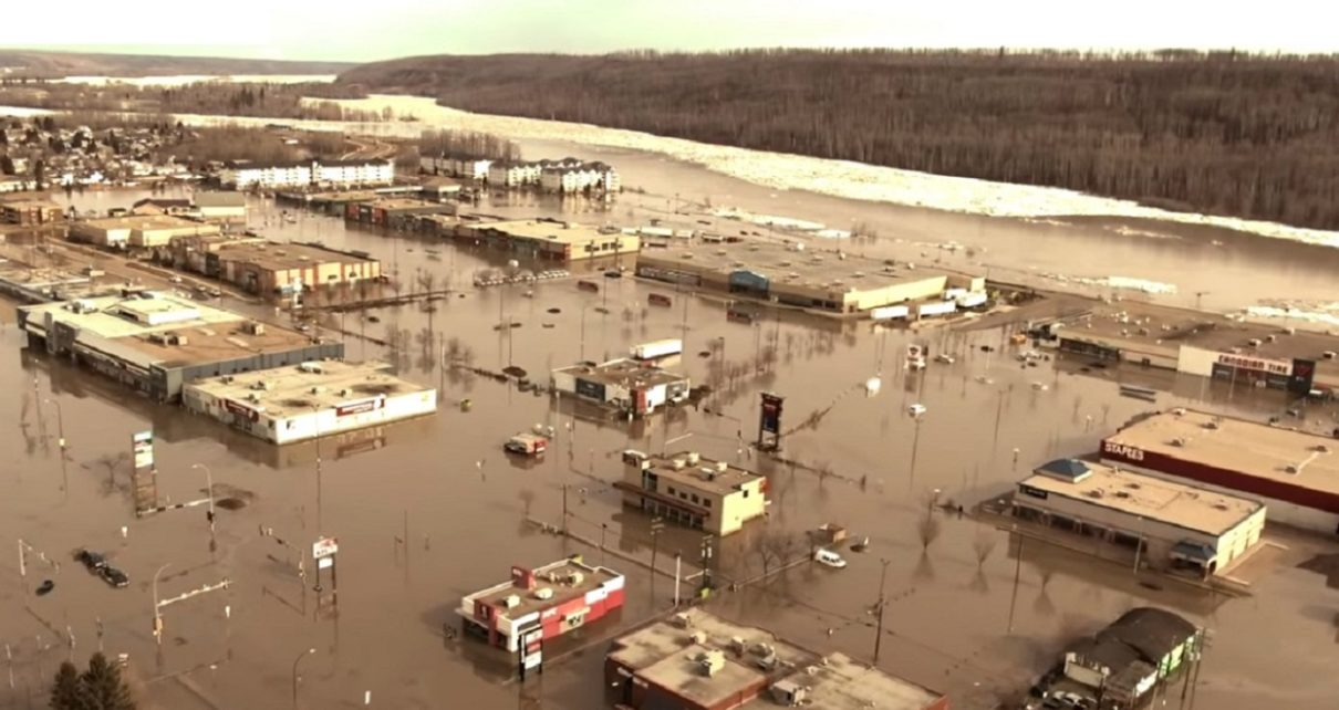 Fort McMurray Flooding Records its 1st death In Wood Buffalo