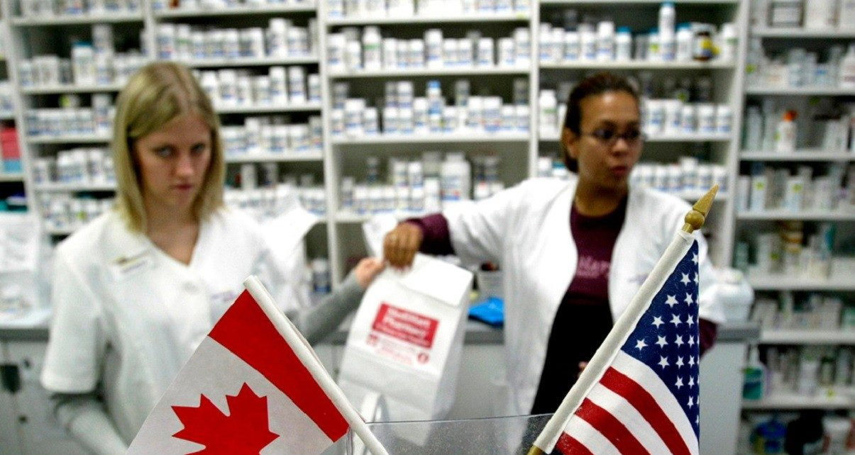 Amid COVID-19 Pandemic, FDA Seizes Cheaper Drugs From Canada