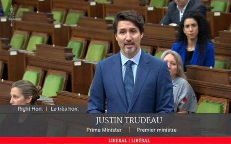 Canadian Parliament Convenes To Pass Emergency Act, No.2