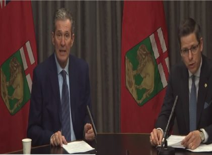 Pallister, Bowman Stopped Feuding, Agrees To Ticket Public