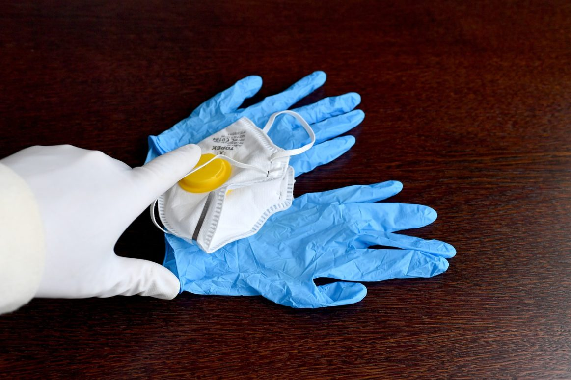 Health Care Workers At Risk Without Proper COVID-19 Masks