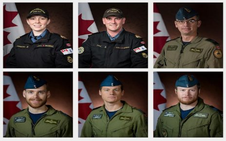1 Killed And 5 Missing In Canadian Military Helicopter Crash
