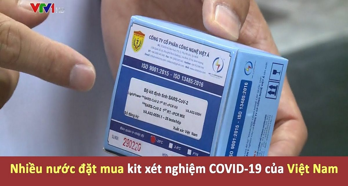 Made In Viet Nam COVID-19 Test Kits Meets WHO Standards