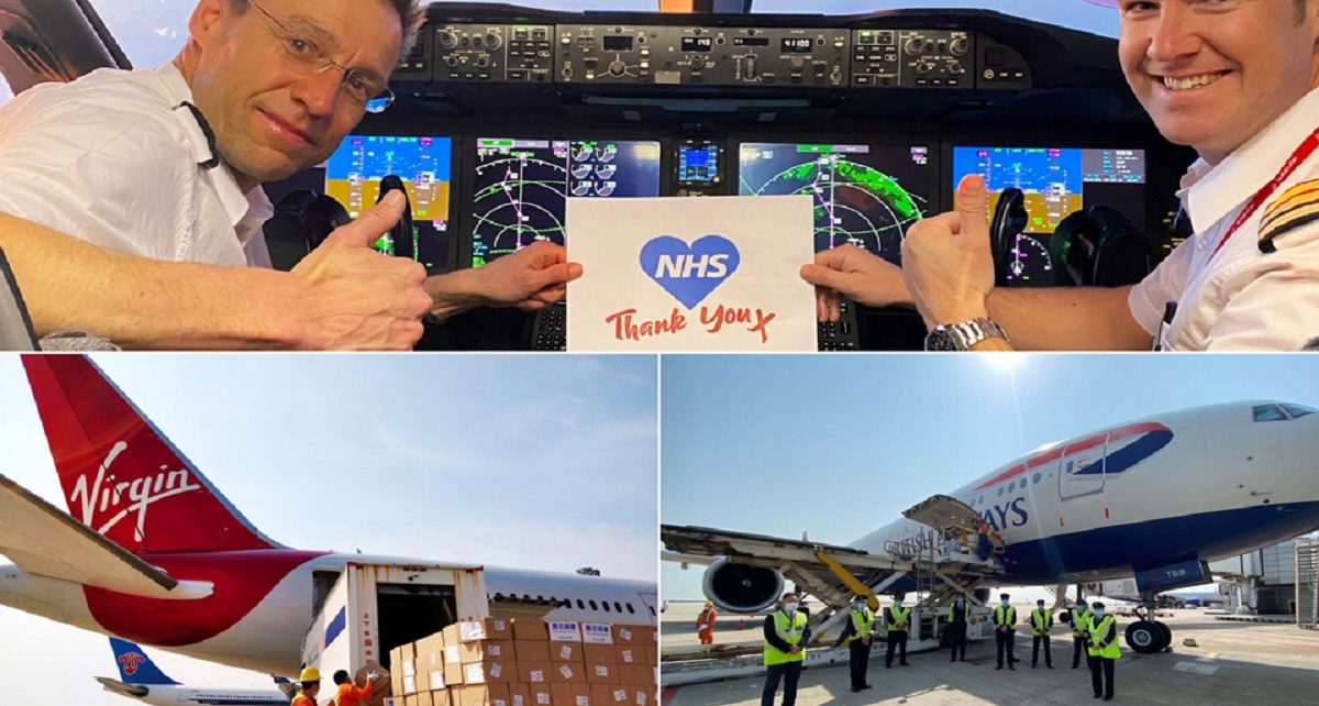 21 Million Pieces Of Equipment Shipped To UK Hospitals