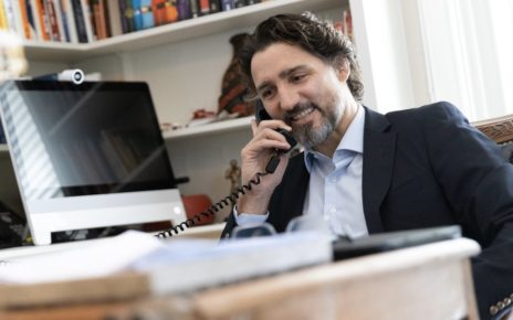 Trudeau Leads High-level COVID-19 solution panel