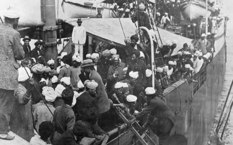 May 23, marks over a century of the Komagata Maru incident