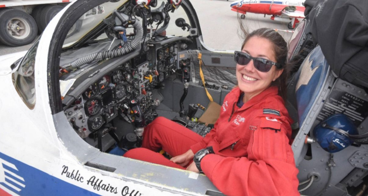 Fatal Snowbird accident takes life of Captain Jennifer Casey.