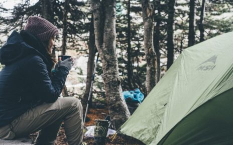 B.C Opens up campsites June 1 and adds another 180 locations