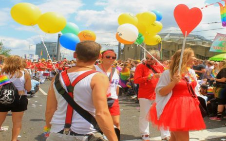 May 17 marks IDAHOBIT day to celebrate the LGBTQ2 community