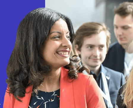 Dominique Anglade Shatters Political Glass Ceiling