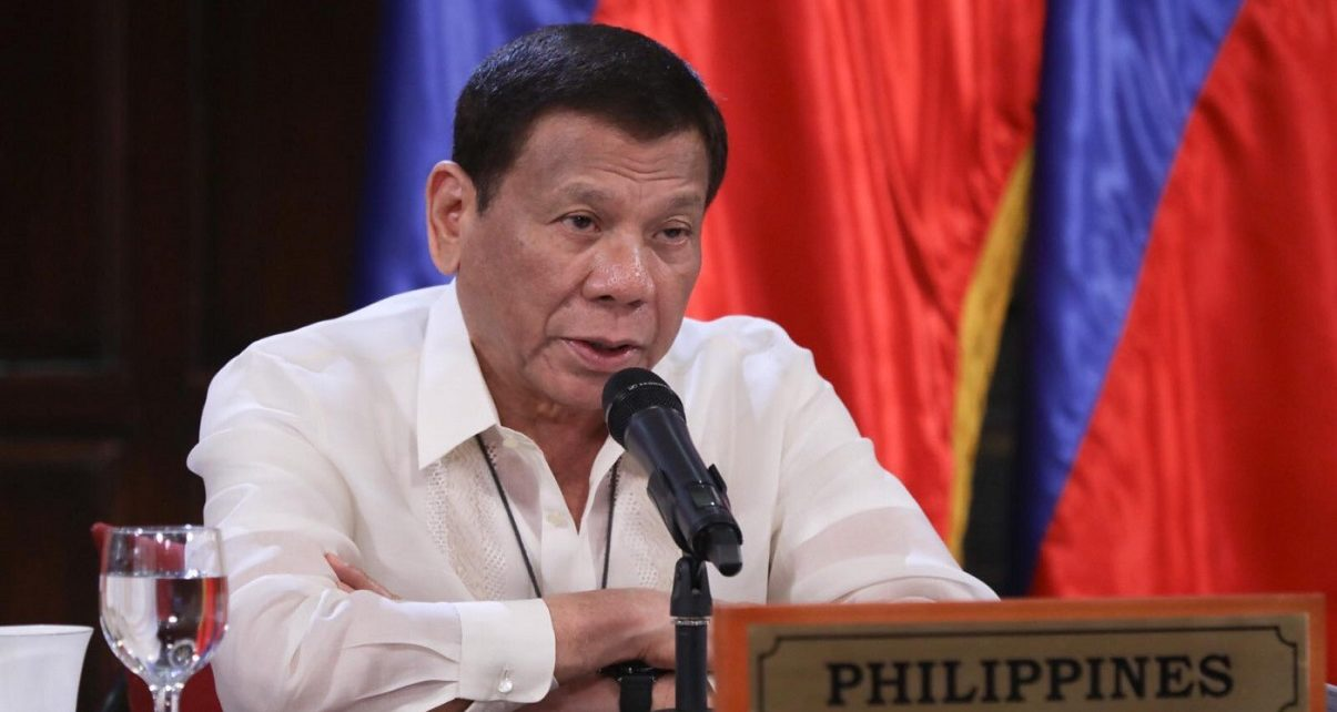 President Duterte will not reopen schools without a vaccine