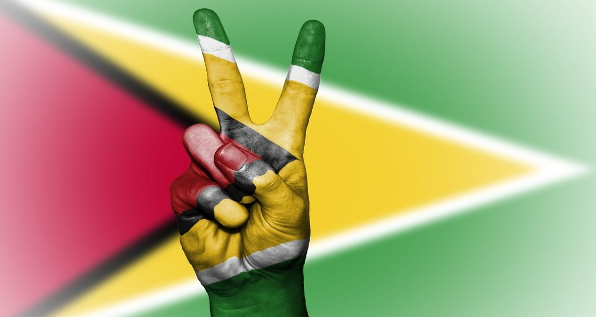 SOVEREIGNTY AT STAKE - Guyana's 54 years of independence.