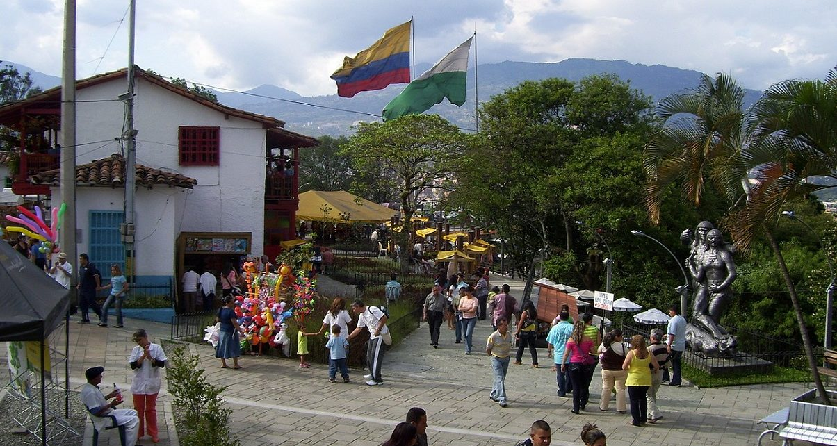 Bogotá's tourism industry has been crushed by COVID-19