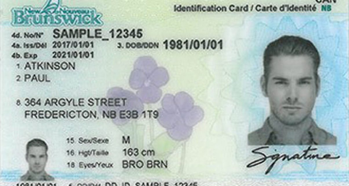 New Brunswick Driver's licence renewal now available online