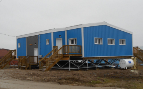 Northwest Territories allocating COVID-19 units to homeless