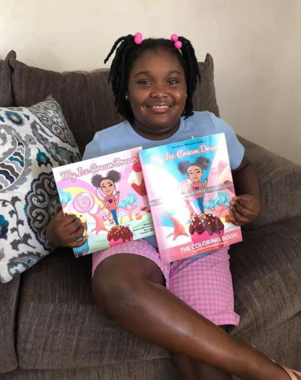 8-Year-Old Author has a Sweet Treat for Kids Globally