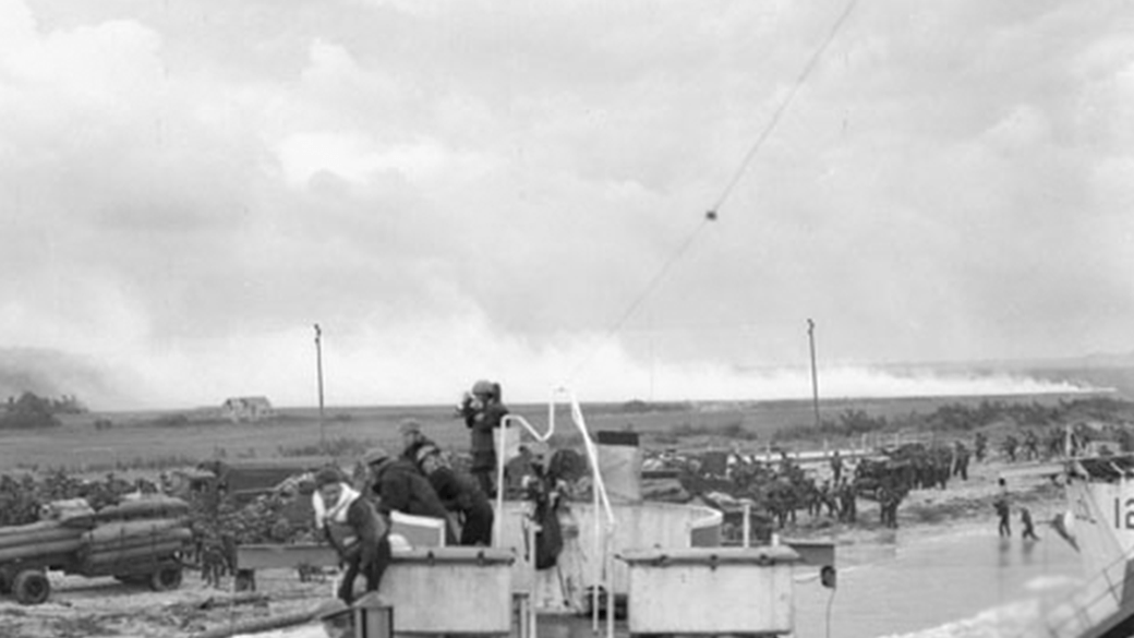 76th anniversary of D-Day and the Battle of Normandy. Tuesday, 6 June 1944 Allies invaded of Normandy
