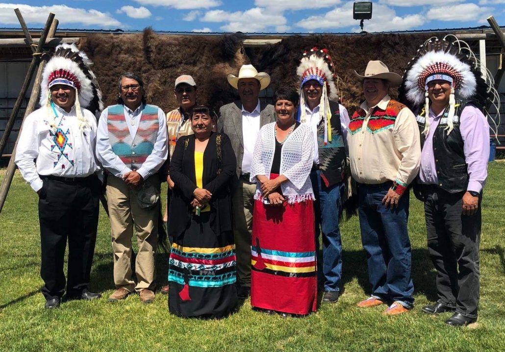 COVID-19 Restrictions to remain in Montana's Tribal Nations