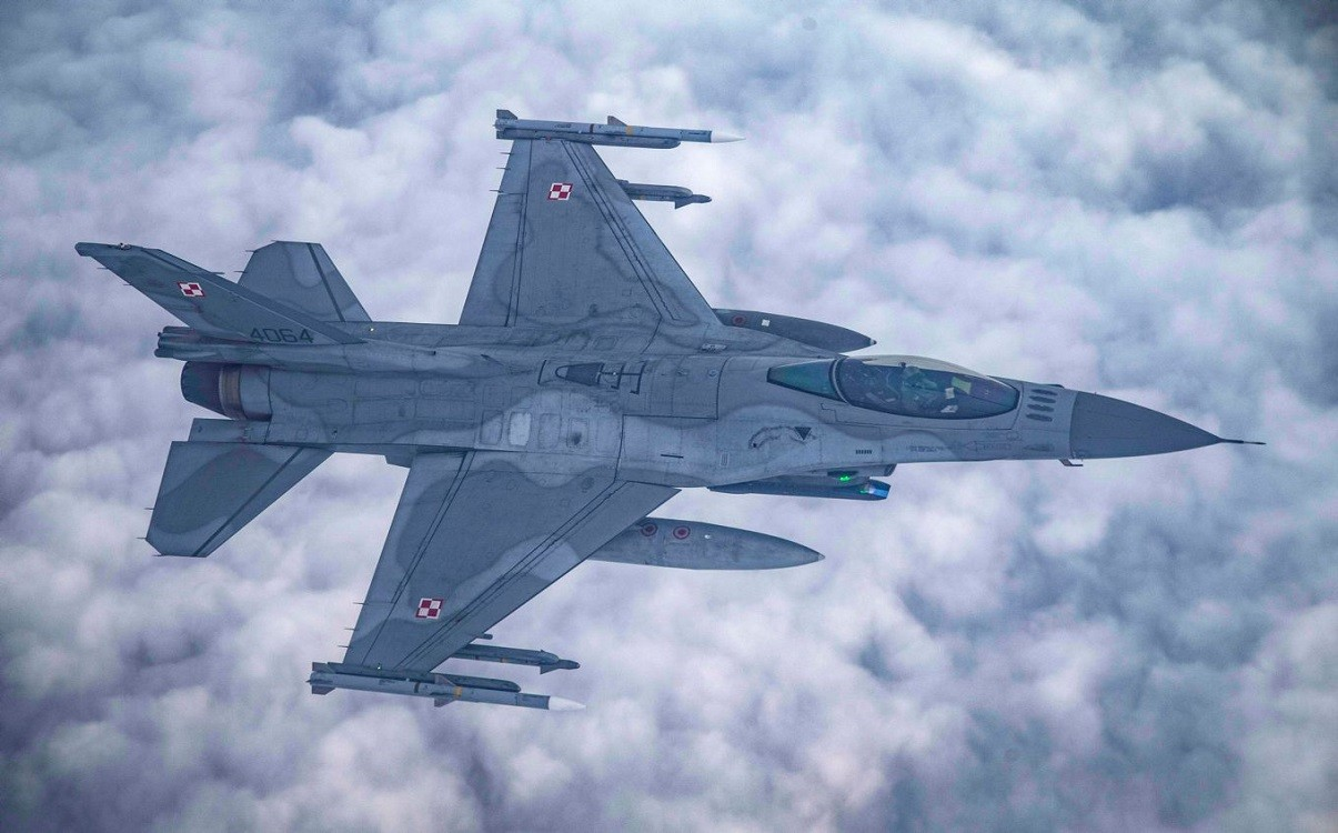 RAF jets in Lithuania intercept Russian aircraft
