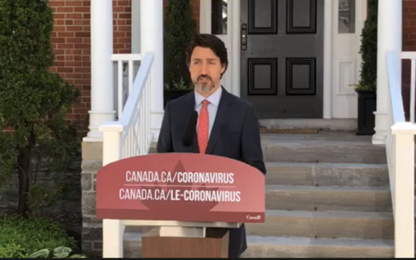 Trudeau extends CERB payments for another 2 months