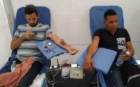 Donating blood in the COVID-19 pandemic is a sign of humanity