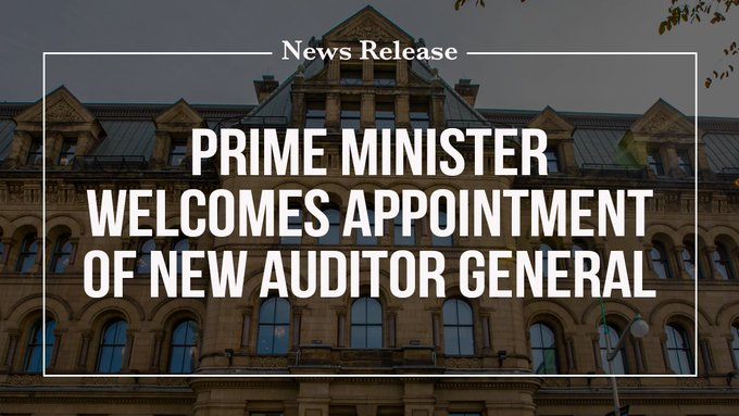 Karen Hogan appointed Canada's new Auditor General