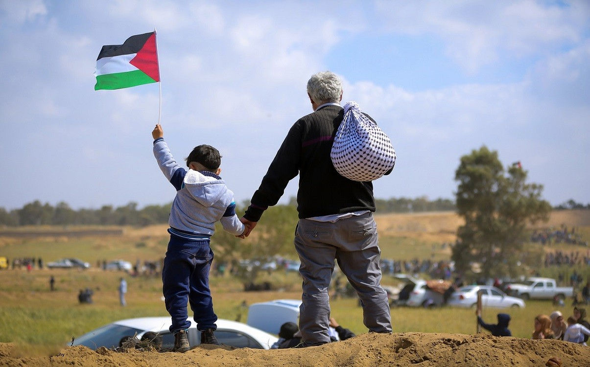 Ireland pledges €7 million to help Palestinian Refugees