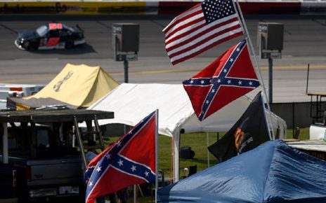 Nascar bans racist confederate flag at all events