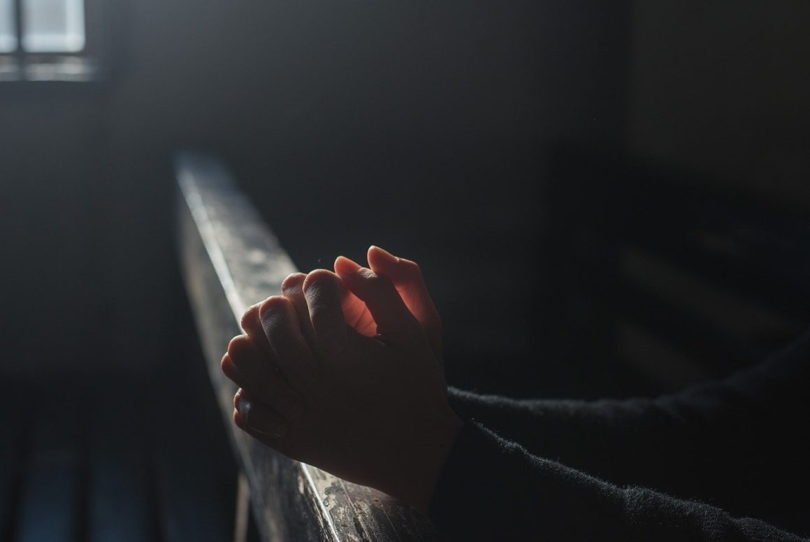 Places of worship to re-open for individual prayer in the UK.