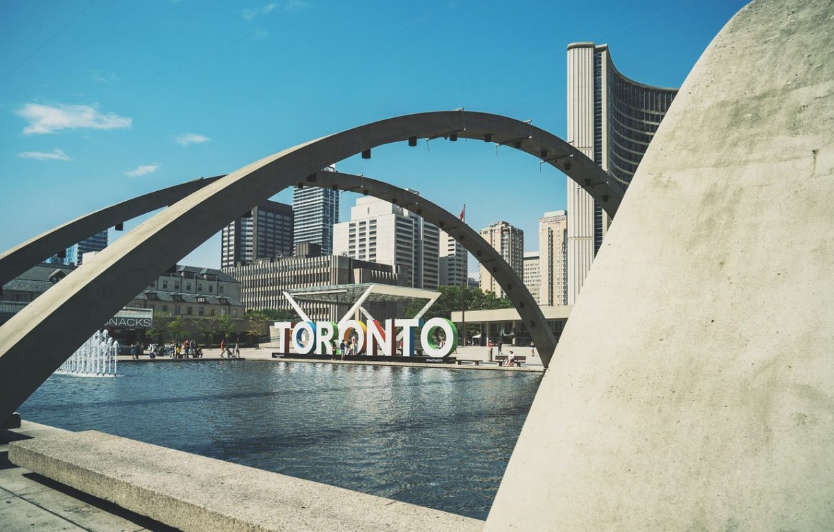 Toronto becomes the fastest growing city in Canada and U.S