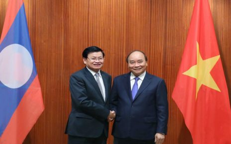 First foreign leader visits Viet Nam since COVID-19 outbreak