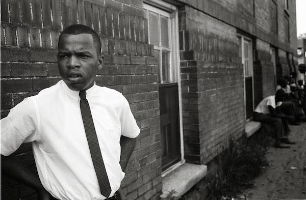 Congressman John Lewis died at the age of 80