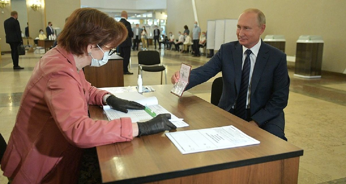 Putin amends constitution to server another 16 years