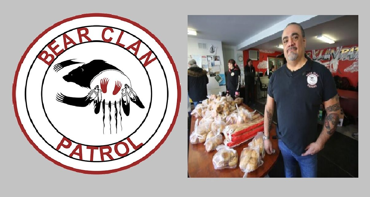 $250K in Funding for Bear Clan to deliver food supplies