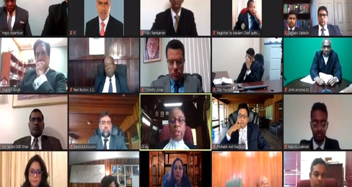 Guyana high courts rule in favour of election recount