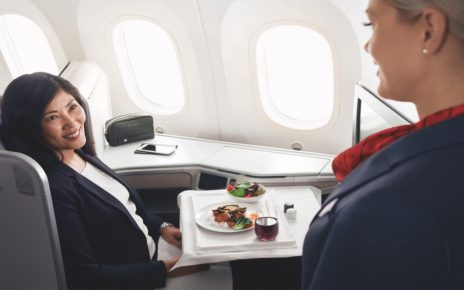 Montreal Chef Jérôme Ferrer to Join Air Canada's Mile High Club