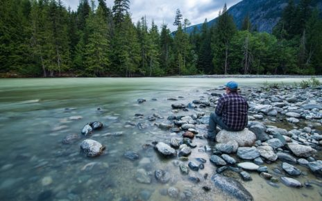 Mount Robson Park: Berg Lake Trail