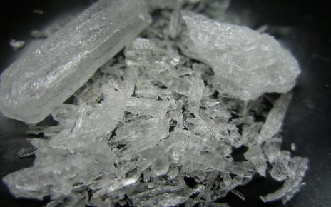 $57,000 in Meth and drugs busted in Ontario penitentiary