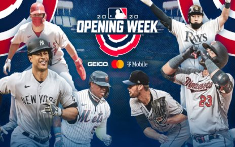 MLB Cancels Games, 40% of players test positive for COVID-19