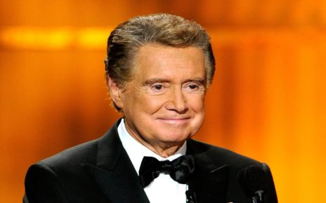 Legendary TV Personality Regis Philbin, Dead at 88