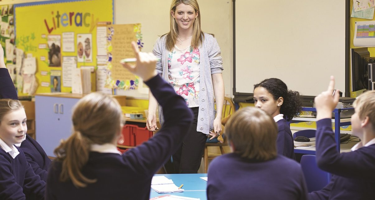 UK Teachers to see highest pay rise among all public sector