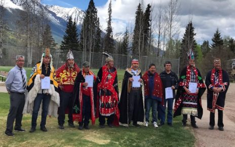 Wet'sutwet'en land rights remain one of extreme complexity