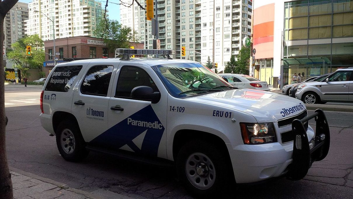 Toronto EMT fleet goes Green: Feds commit $1.1M to upgrade vehicles to hybrid