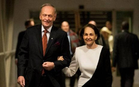 Aline Chrétien wife of former PM Jean Chrétien has died at the age of 84