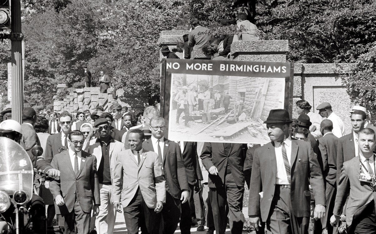 Today marks the 57th Anniversary of the 16th Street Church bombing in Birmingham, AL killing four young black girls