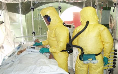Ebola outbreak in the Democratic Republic of Congo