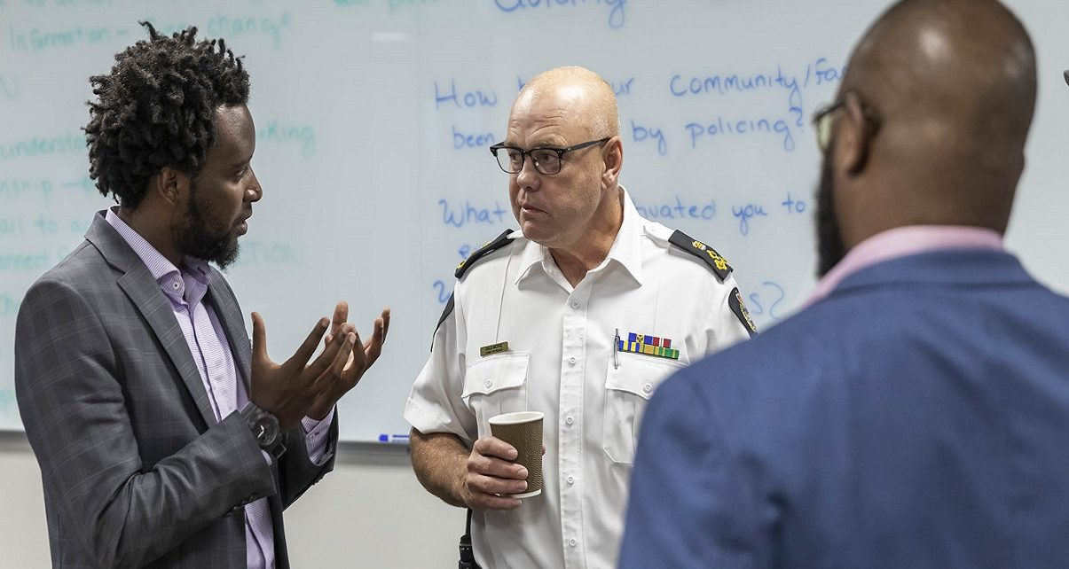 Edmonton Police Services Takes lead on understanding racial injustices