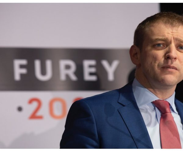 Furey hope to win Premier Ball's old seat in October 6, 2020 by-election